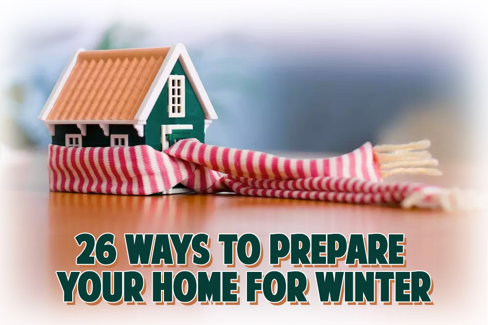 Prepare Your Home for Winter CMRS of KY