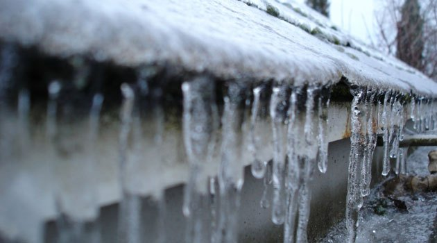 Ice Dams Classic Metal Roofing of KY