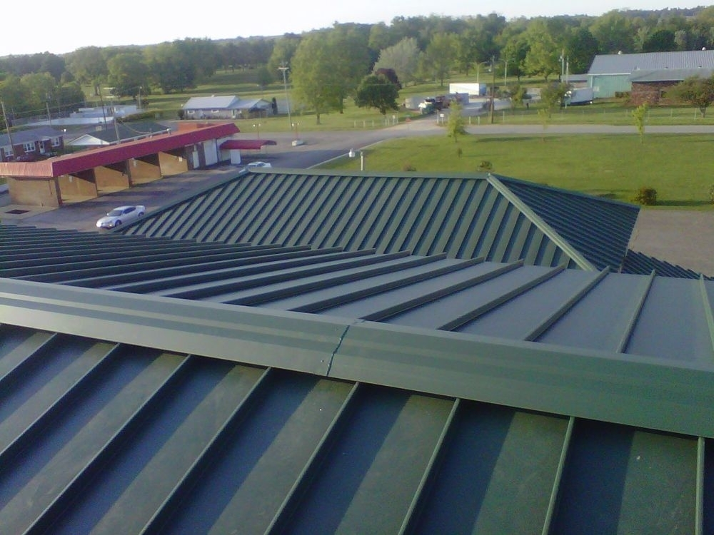 Kynar Roof Amp Standing Seam Metal Roofing Is The Oldest And