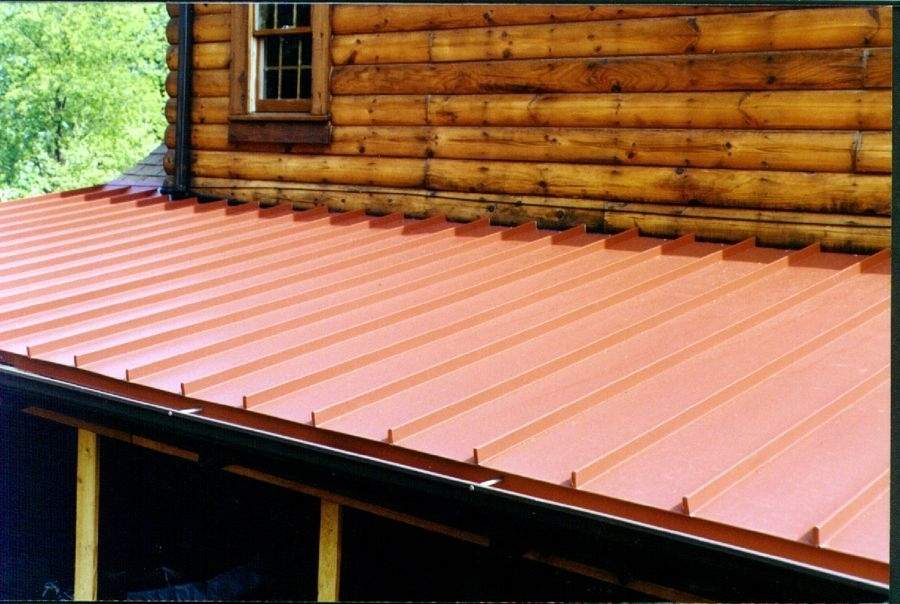 Standing Seam Metal Roofs For Kentucky Southern Indiana