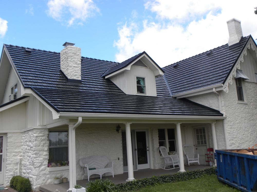 Rustic Shingle - Metal Roofing for Kentucky, Southern ...