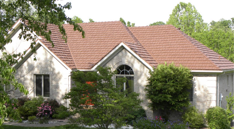 kentucky home with a metal roof