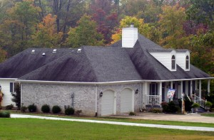 Black algae streaks can ruin the appearance of an otherwise attractive home.