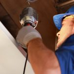 attic inspection Classic Metal Roofing Systems