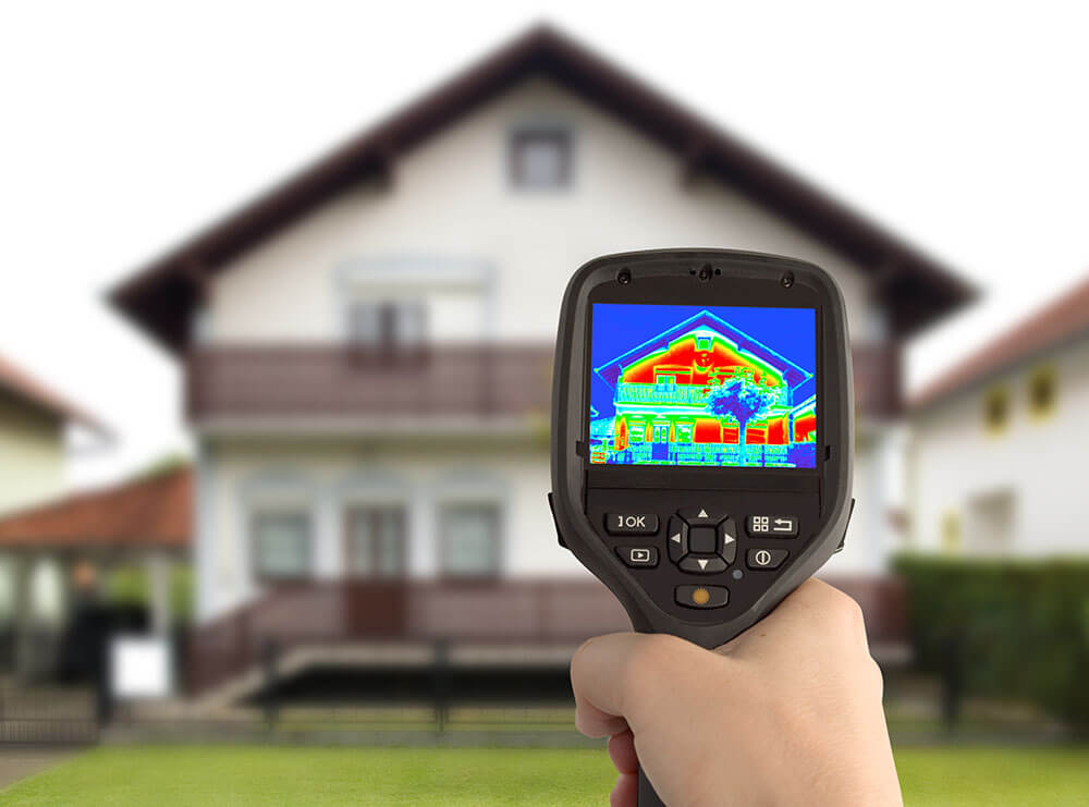 Checking home temperatures