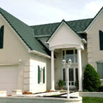 green roofing from Classic Metal Roofing Systems